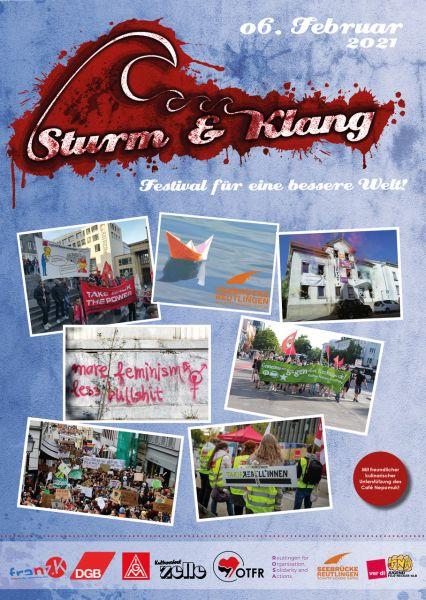 Plakat Sturm & Klang Festival