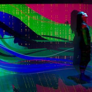 Gläserne Härten. Konkrete, generative und sonisch visionäre Kunst