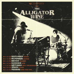 ABGESAGT // The Alligator Wine
